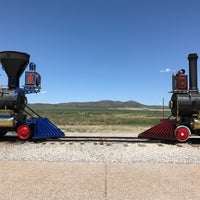 Photo taken at Golden Spike National Historical Site by David B. on 6/2/2017