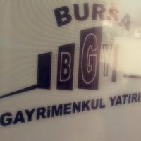 Photo taken at bursa gayrimenkul yatırım by Zeynep H. on 2/19/2014