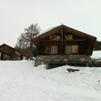 Photo taken at Chalet Novelly by Peter K. on 3/7/2013