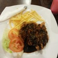 Photo taken at Borak kedai Kopi by Mimi on 11/4/2014