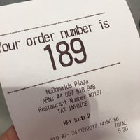Photo taken at McDonald's by Giggy C. on 2/24/2017