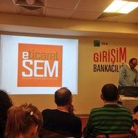 Photo taken at TEB Girişim Evi by Cagla Cagdas A. on 11/20/2014