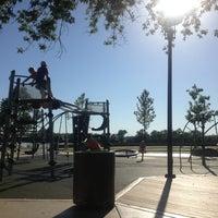 Photo taken at Riverside Park by Leonard Vincent L. on 6/9/2013