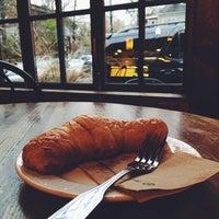 Photo taken at San Francisco Coffee Roasting Co. by JAEDON L. on 3/28/2014