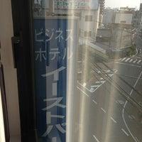 Photo taken at ビジネスホテルイーストパーク栗林 by kensheartbeat on 7/27/2013