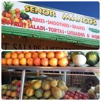 Photo taken at Señor Mangos by Chris L. on 2/16/2013