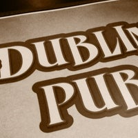 Photo taken at Dublin Pub by Mike M. on 7/15/2012