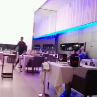 Photo taken at Main Restaurant Riu Palace Tikida Agadir by Kian W. on 7/26/2016