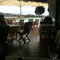 Photo taken at Hotel Cala di Volpe, Costa Smeralda by Rafael B. on 9/24/2016