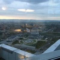 Photo taken at Ресторан Grozny City by Muhammed on 5/12/2015