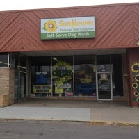 Photo taken at Sunflower Natural Pet Supply by Kelley H. on 2/20/2013