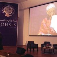 Photo taken at Habib university by Huma T. on 2/26/2015