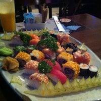 Foto tirada no(a) Ryuu Sushi Bar por Diogo M. em 11/13/2012