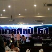 Photo taken at สมาคมนักเรียนเก่าอำนวยศิลป์ by Pisek S. on 11/7/2015