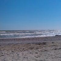 Снимок сделан в Пляж Коблево пользователем Лидия Е. 7/12/2014