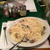 Photo taken at Angela Pizzeria & Restaurant by Ali E. on 10/5/2014