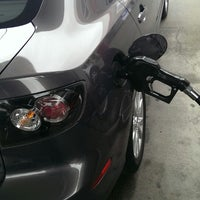 Photo taken at 76 Gas Station by Jason G. on 1/22/2014