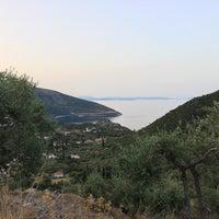 Photo taken at Kyparissi by Sevi L. on 6/17/2016