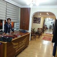Photo taken at Terzi Davut Demirbaş (Ünlülerin Terzisi) by Salih B. on 1/25/2014