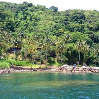 Photo taken at Ilha das Couves by Marina Canoa B. on 12/26/2013