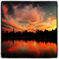 Photo prise au Jacqueline Kennedy Onassis Reservoir par Robert C. le9/16/2012