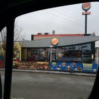 Photo taken at Burger King by Steve B. on 1/23/2014
