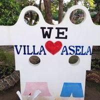 Photo taken at Villa Asela by Jay🚘🍺 on 4/6/2014
