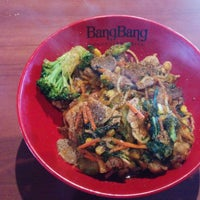 Photo taken at BangBang Mongolian Grill by Fasttrack Fan on 10/30/2014
