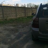 Photo taken at Оболонське РУ ГУ МВС by Юра К. on 4/18/2016