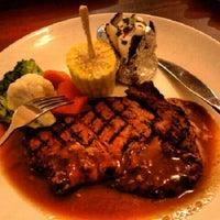 Photo taken at Wadihana Islamic Steakhouse by Memtynka C. on 12/2/2012