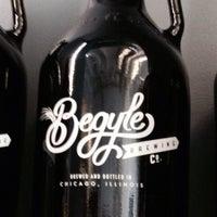 รูปภาพถ่ายที่ Begyle Brewing โดย Marie C. เมื่อ 1/25/2014