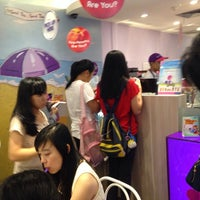 Photo taken at Chatime (Good Tea Good Time) by Accel7 on 4/9/2014
