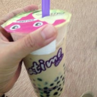 Photo taken at Chatime (Good Tea Good Time) by Accel7 on 3/24/2014