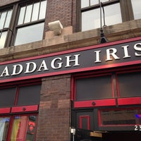 Photo taken at Claddagh Irish Pub by Joseph on 6/9/2013