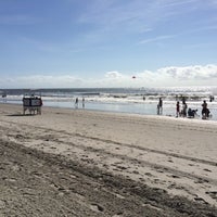 Photo taken at 13th St. Beach by Barbara P. on 9/6/2015