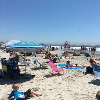 Photo taken at 13th St. Beach by Barbara P. on 6/25/2016