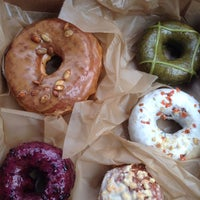 Photo taken at Doughnut Plant by Lisa on 10/19/2013