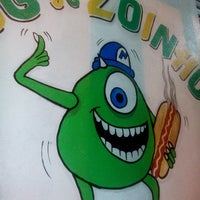Photo taken at Hot Dog do Zoinho by Janner A. on 11/2/2014