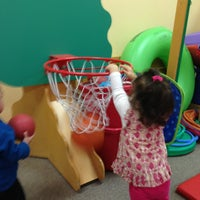 Photo taken at Gymboree by Michelle on 1/24/2013