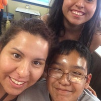 Photo taken at Whataburger by Adriana G. on 7/29/2014