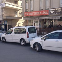 Photo taken at Yeni Çimşit Lokali by ALi Ç. on 4/9/2014