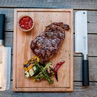 Снимок сделан в Red. Steak & Wine пользователем Red. Steak & Wine 1/31/2014