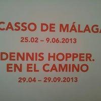 Foto tomada en Museo Picasso Málaga por Gerben D. el 5/2/2013