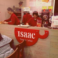 Photo taken at Isaac Toast by Micky W. on 1/25/2015