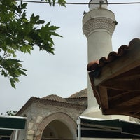 Photo taken at Sığacık Camii by Eray on 4/29/2016
