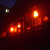 Photo taken at Qianmen Hostel by Chris S. on 6/19/2014