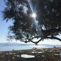 Photo taken at Paradiso Taverna by marion on 7/15/2016