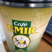 Photo taken at Café Emir by Lalo S. on 8/20/2013