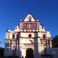 Photo taken at Parroquia Santo Domingo De Guzmán by Lalo S. on 12/24/2012