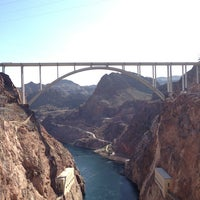 Photo taken at Hoover Dam by Peter KB C. on 4/14/2013